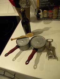 Les casseroles - 2